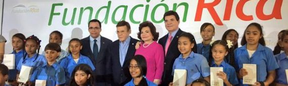 La Fundación Rica entrega premios a alumnos meritorios
